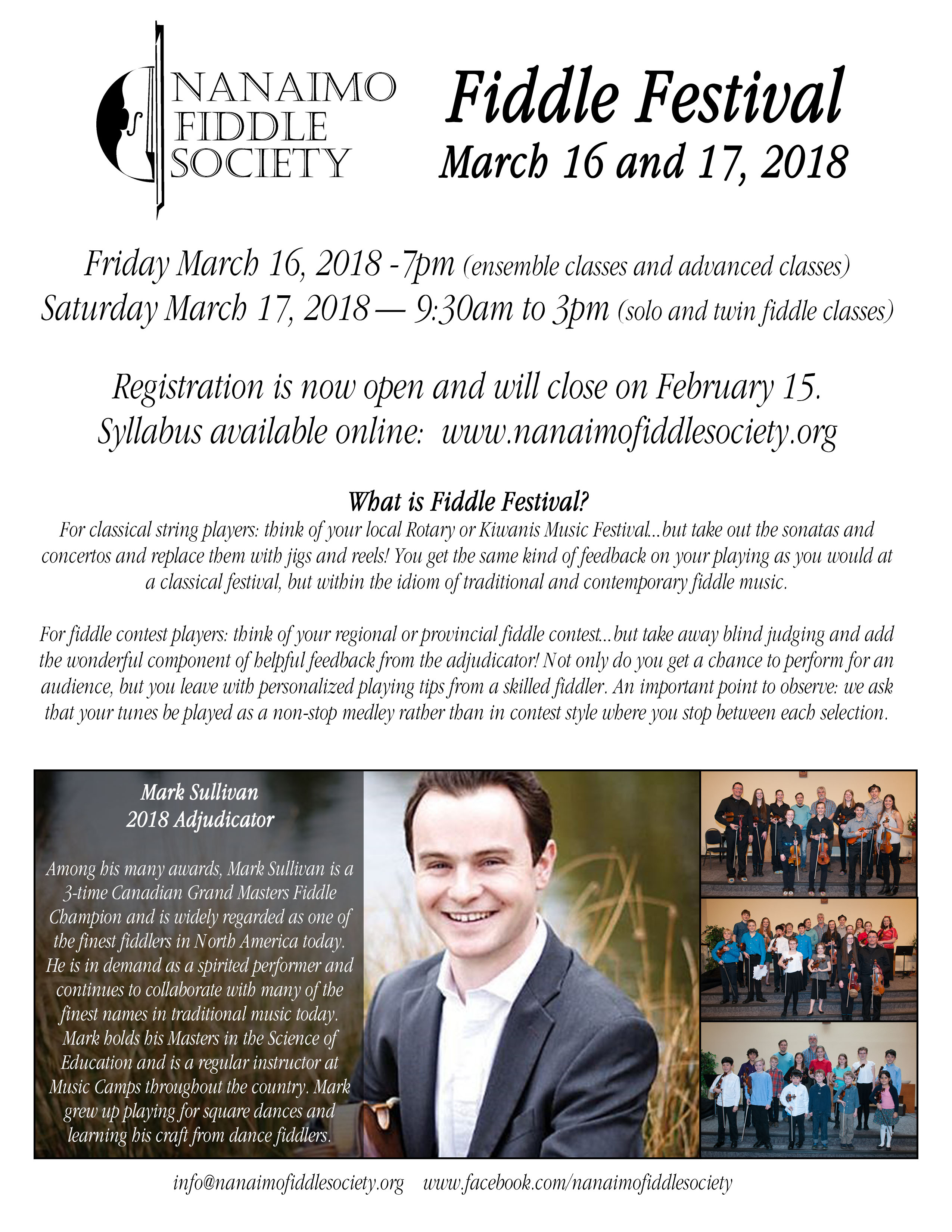 About NFS – Nanaimo Fiddle Society