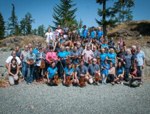 Camp Participants 2016